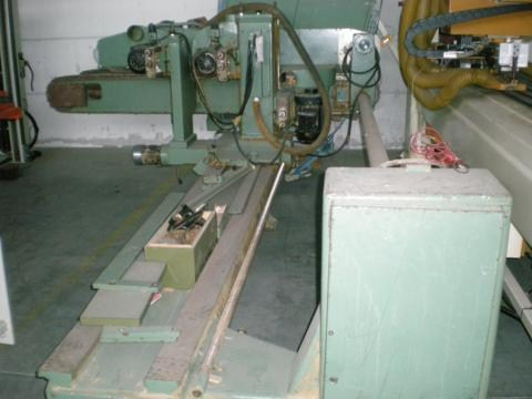 Double End Tenoners SCM D 80 for sale - IndustrialMachines.net