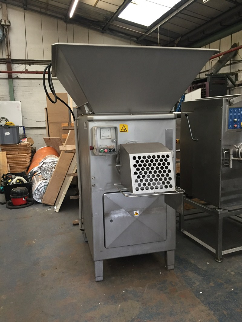 The latest machine from Mixing / Mincing