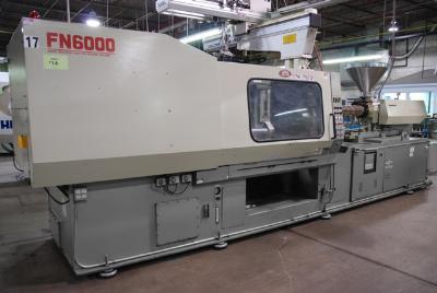 251 500 Ton Nissei Fn6000 71a For Sale