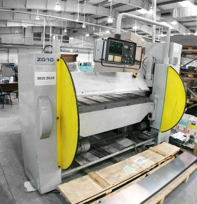 The latest machine from Bending - Rotary Hydraulic