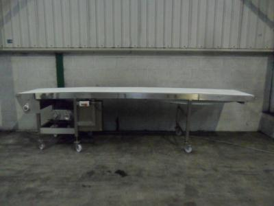 NNP - Stainless conveyor