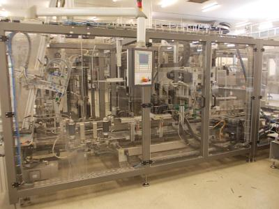 Bedo Fully automatic case erector/packer - VA 6225
