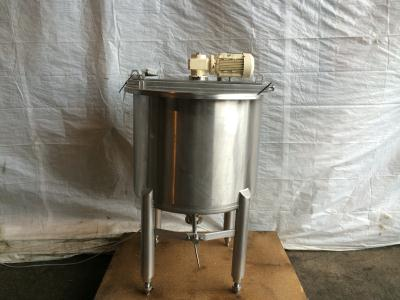 stainless agitated process vessel - 200L