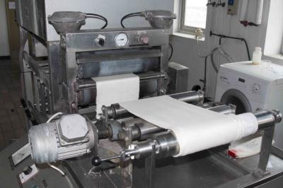 The latest machine from Pad Steam Dyeing Ranges