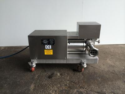 The latest machine from Dairy Equipment