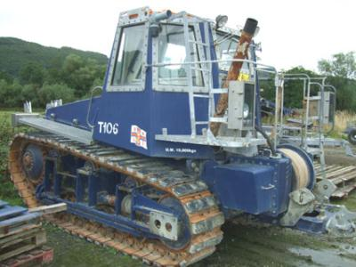 Crawler Talus T106 For Sale Industrialmachines Net