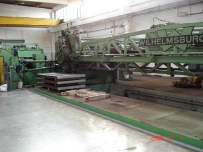 The latest machine from Cut To Length & Slitting Line